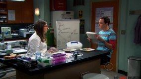 4 сезон 10 серия: Гипотеза паразита-пришельца