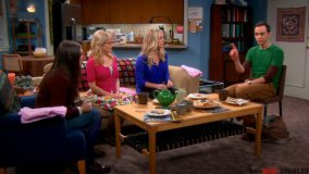 6 сезон 12 серия: Эквивалентность яичного салата