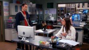7 сезон 5 серия: Близость рабочего места