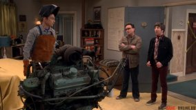 10 сезон 15 серия: Реверберация локомотива